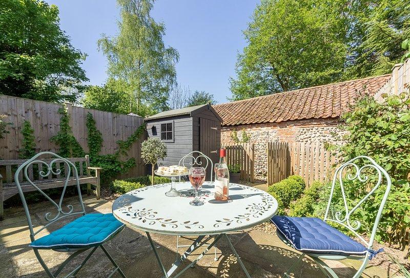 Bridge Cottage (Norfolk), holiday rental in Banningham