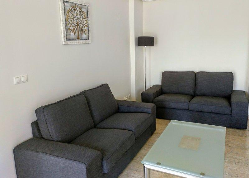 Lisa Saladar lounge seats