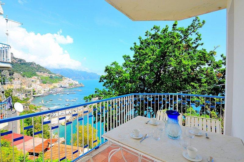 Casa Patroclo, vacation rental in Pogerola