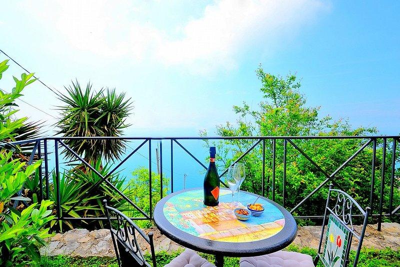 Villa Almerina, vacation rental in Fiordo di Furore