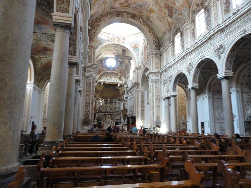 Cathedral at Mazara del Vallo