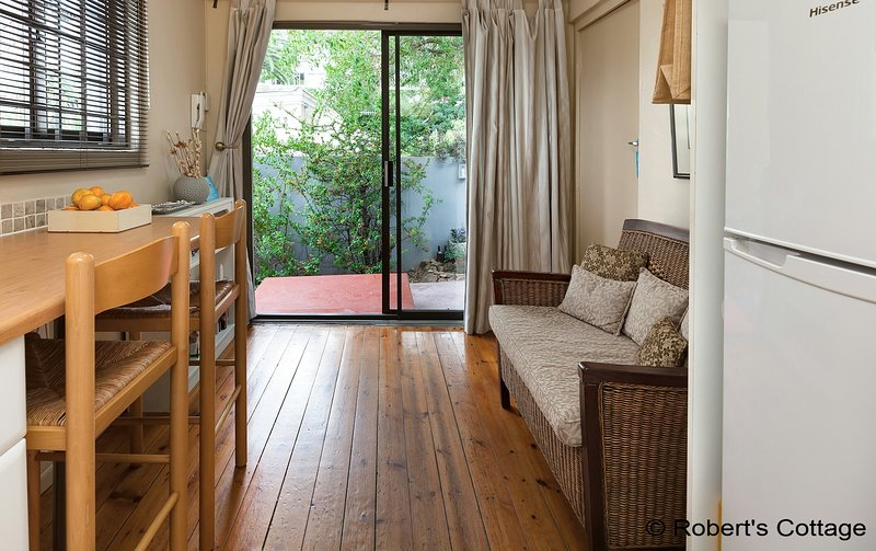 Delightful cottages with wi-fi throughout. Exceptionally well located in the heart of Sea Point.