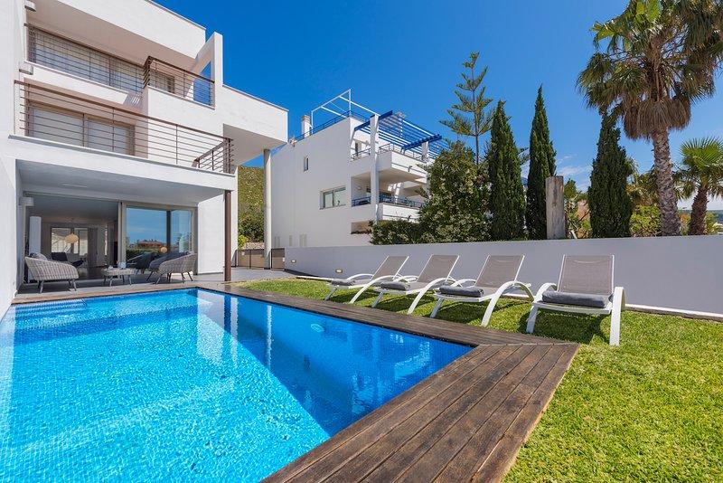 Villa Boquer, alquiler de vacaciones en Port de Pollença