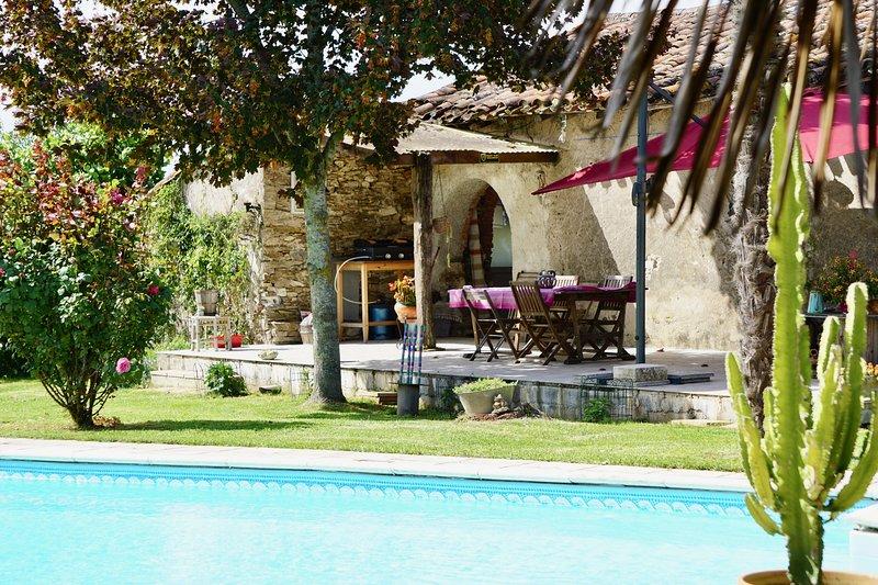 Maison d'hôtes, holiday rental in Serenac