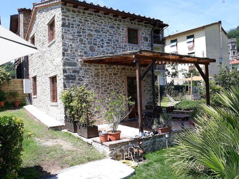 Casa Webb Barn, Bagni Di Lucca, holiday rental in Bagni di Lucca