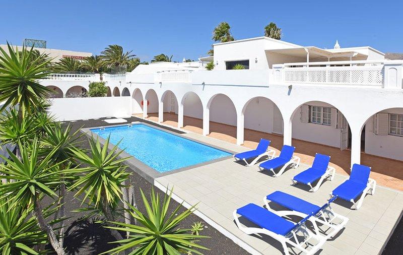 Villa Puerto Calero, vacation rental in Puerto Calero