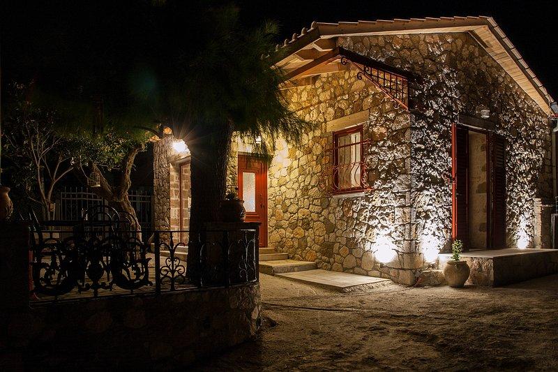 Casa Petra, location de vacances à Argassi