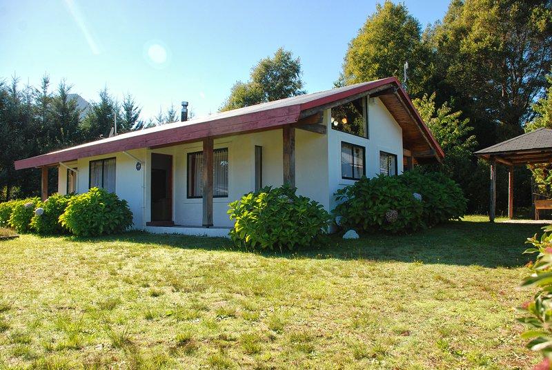 Casa para 8 personas en Pucón, alquiler vacacional en Pucón