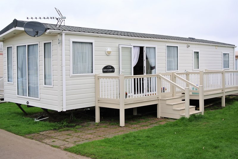Holiday Park Home in Kent, vacation rental in Minster on Sea