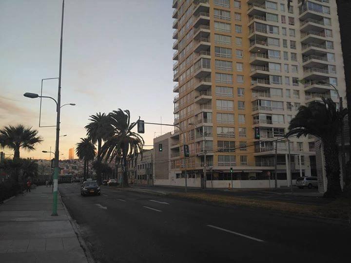 Departamento edificio Vistamar central, alquiler de vacaciones en Valparaiso