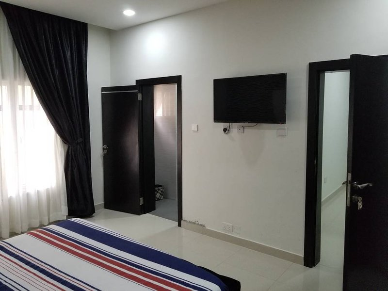 Executively furnish 3 bedroom apartment in Oniru, holiday rental in Lagos State