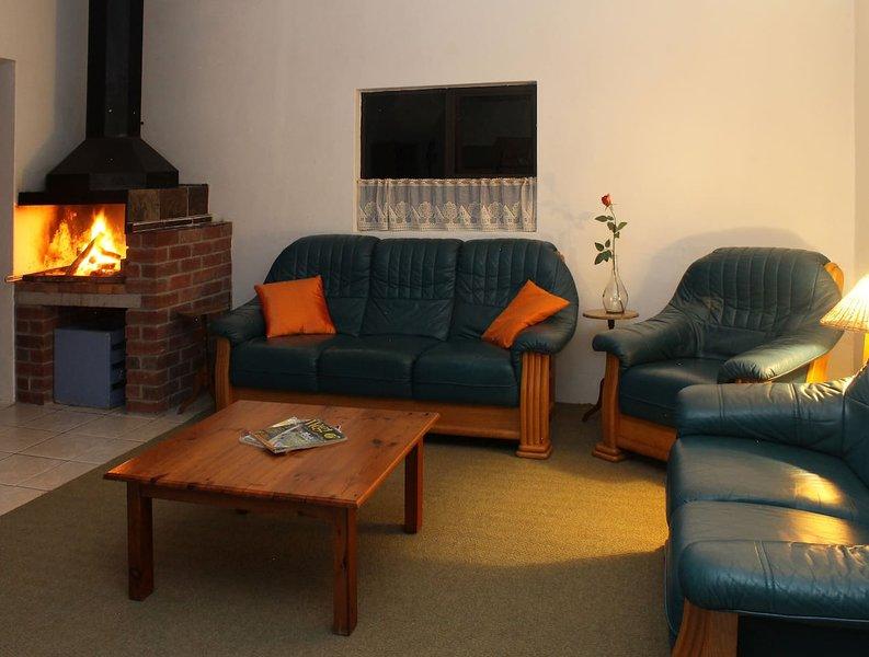 Rusthof Accommodation - HOUSE: DORPER, location de vacances à Franskraal