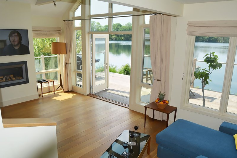 The Moorings, vacation rental in South Cerney
