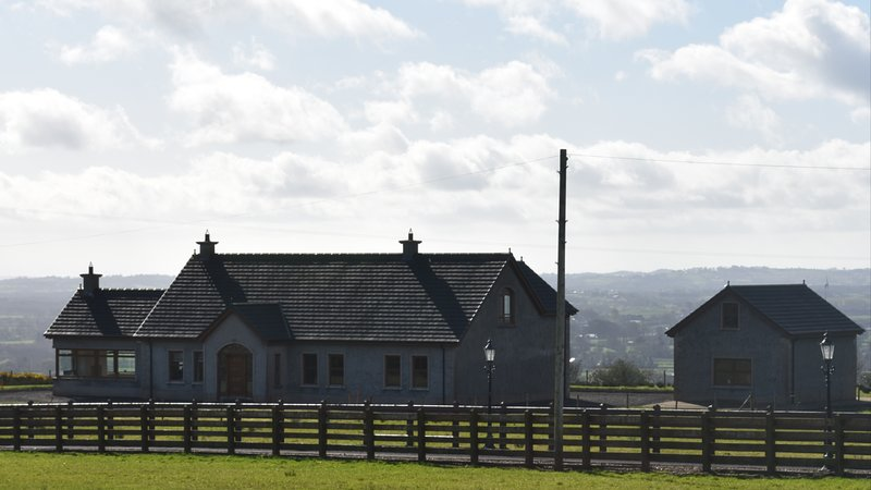 Glenshane Country House is a 5 star elegant self-catering accommodation set in the Sperrins.