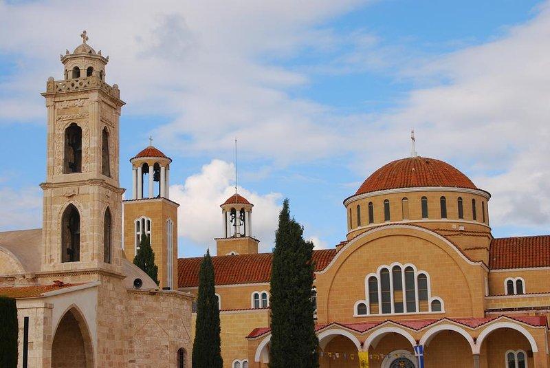 Kirche in Paralimni