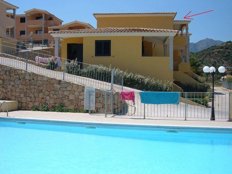 Residence with Swimmingpool Residence Smeralda, holiday rental in Straulas