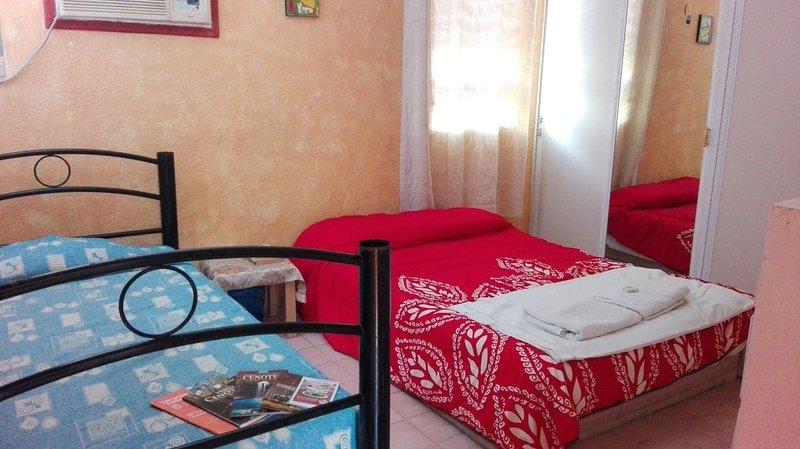 Cerca de la Estación ADO Altabrisa R49, holiday rental in Conkal