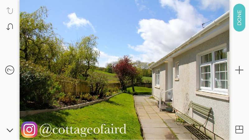 Cottage of Aird, Inverness