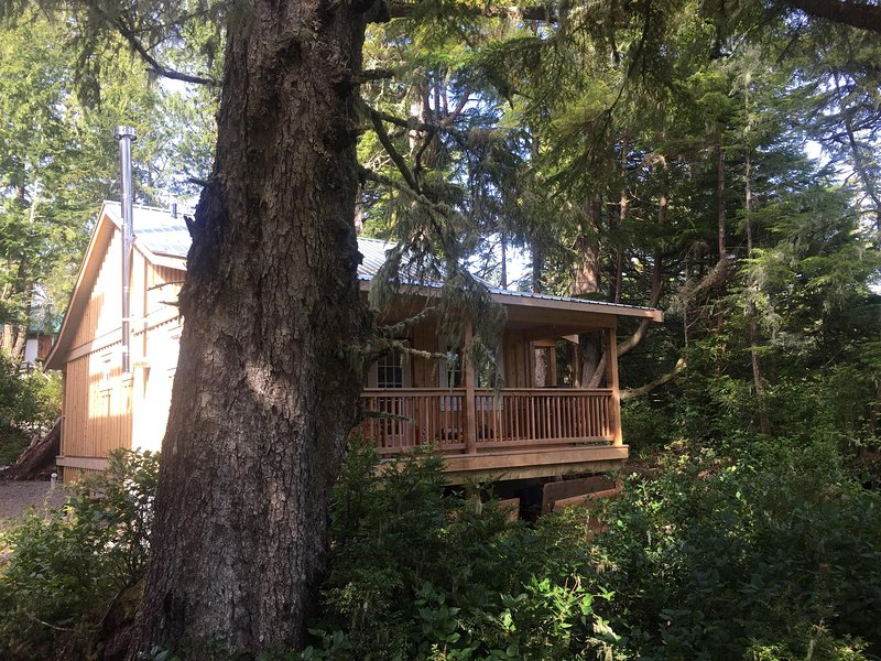 Private Oceanfront Home - Sitka House, vacation rental in Barkley Sound