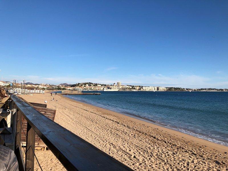 Fréjus Beach