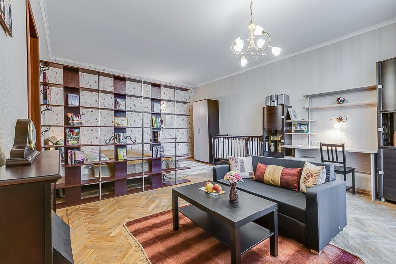 Cozy, spacious & bright apartment, holiday rental in St. Petersburg