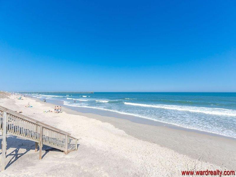 Ocean View from end of Boardwalk