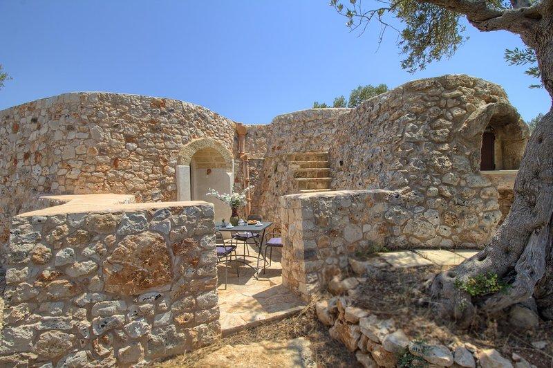 Armonia Romantic Trulli, casa vacanza a Morciano di Leuca
