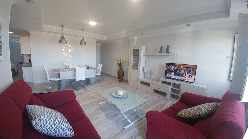 Nice apartment near the beach, vacation rental in Bajamar