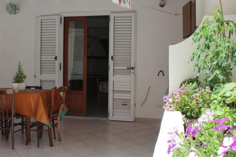 Girasole Ab 779, holiday rental in Panarea