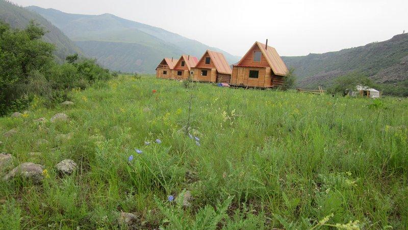 Ecotourist base in Bulgan Province, Mongolia, holiday rental in Bulgan Province