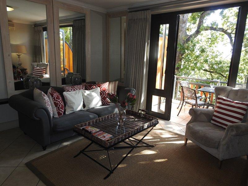 Com uma localização central em Stellenbosch. A uma curta distância de vários restaurantes e lojas de café.