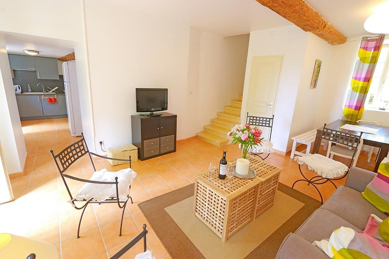 Gîte 'Le Puits', vacation rental in Aragon