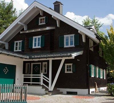 Original Oberstdorfer Wohlfühlferienhaus für 2-12 Personen, location de vacances à Oberstdorf