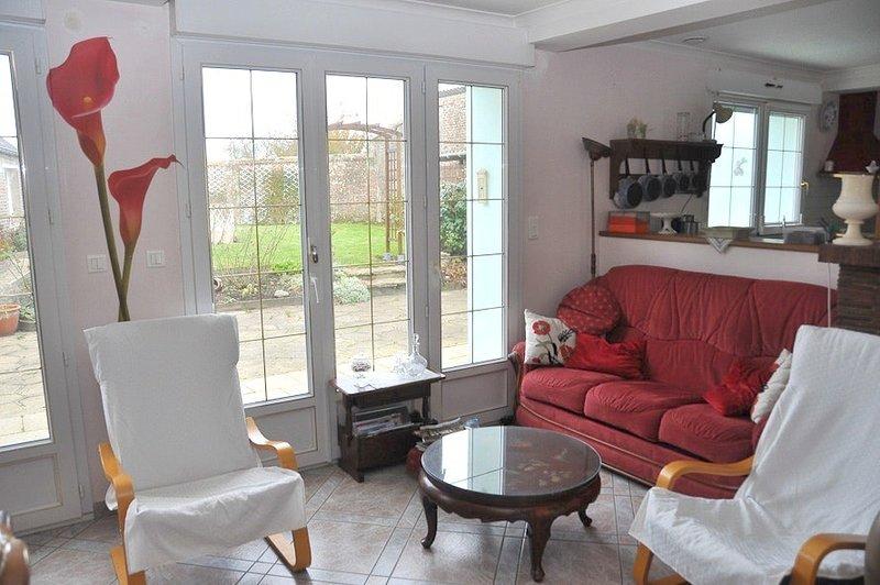Amazing house near the beach & Wifi, aluguéis de temporada em Cayeux-sur-Mer