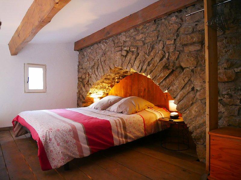 Les Gites du Moulin- La Brijean-Jacuzzi privatif  -Callas-Var-83-Provence, casa vacanza a Callas