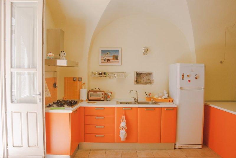 Appartamento centrale in palazzo medioevale, location de vacances à Bosa