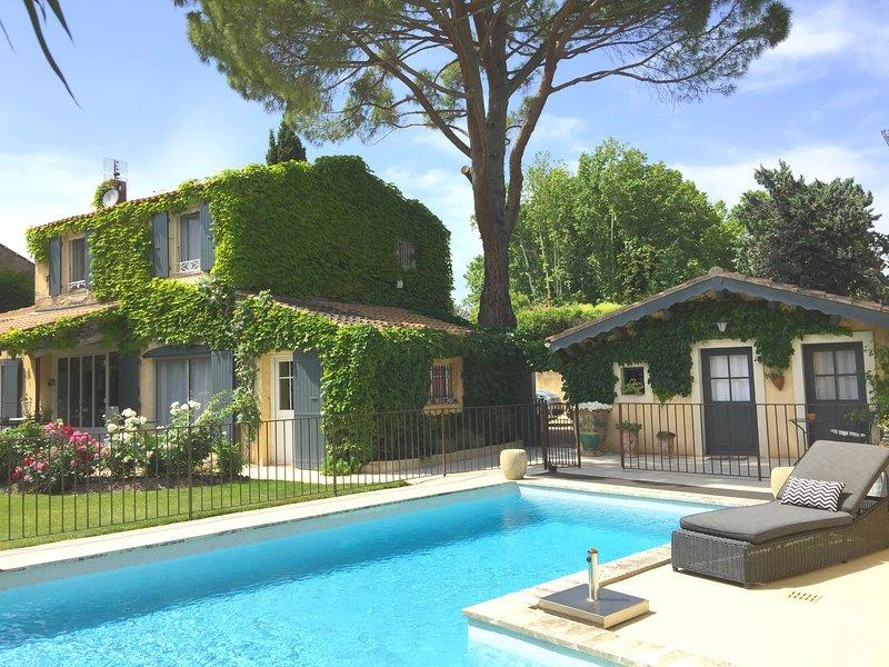 Villa de Charme en Provence, casa vacanza a Orange