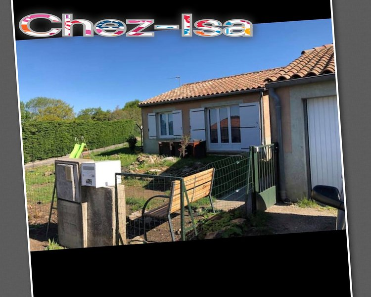Chez isa chambre plus petit déjeuner, holiday rental in Lacombe
