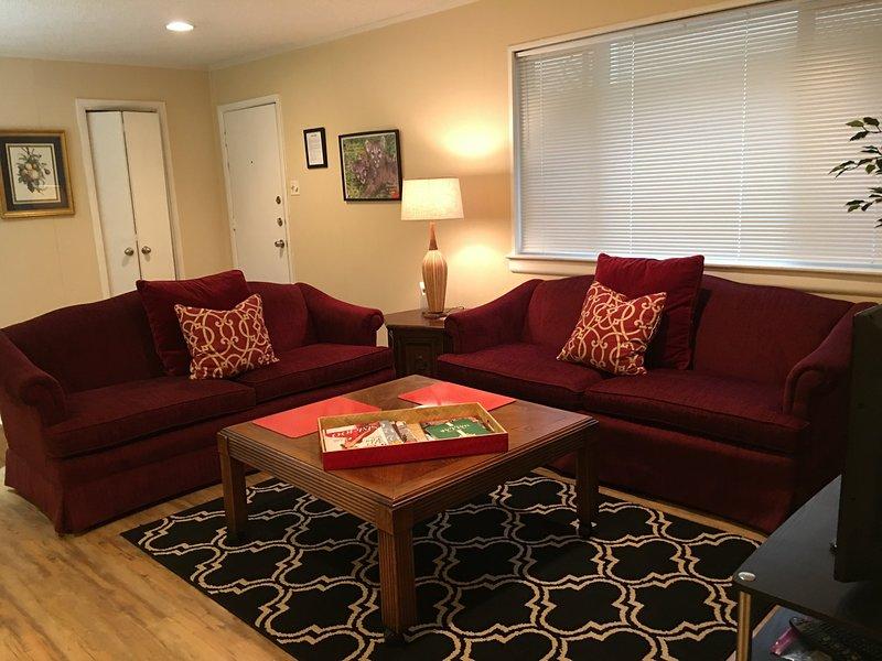 Large Executive One Bedroom #1 at Knox/Henderson - Uptown Dallas, location de vacances à Dallas