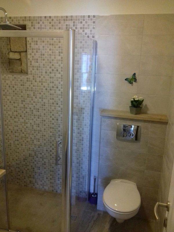 A1 Šima (4 + 2): baño con inodoro