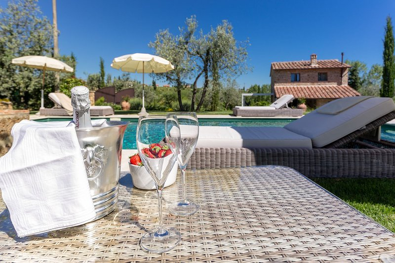 Villa Ligheia, vacation rental in Gambassi Terme