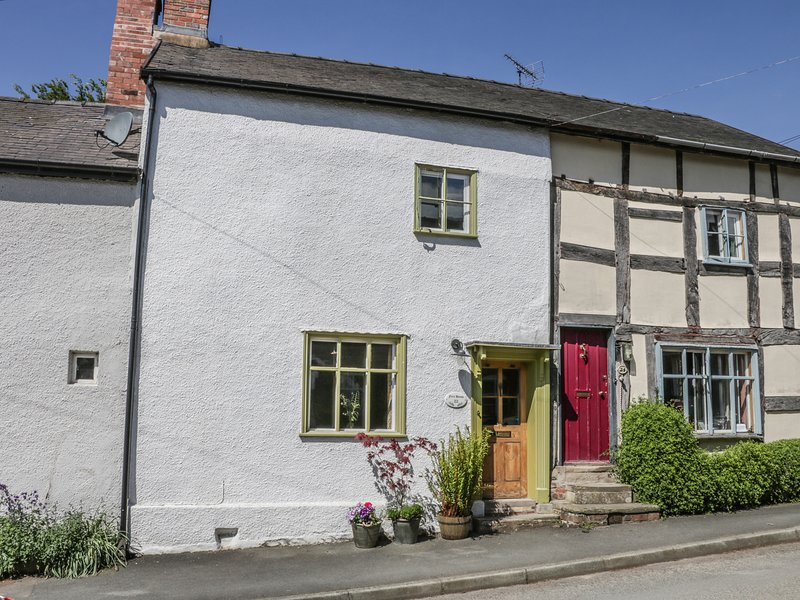 Fern House, Leintwardine, casa vacanza a Burrington