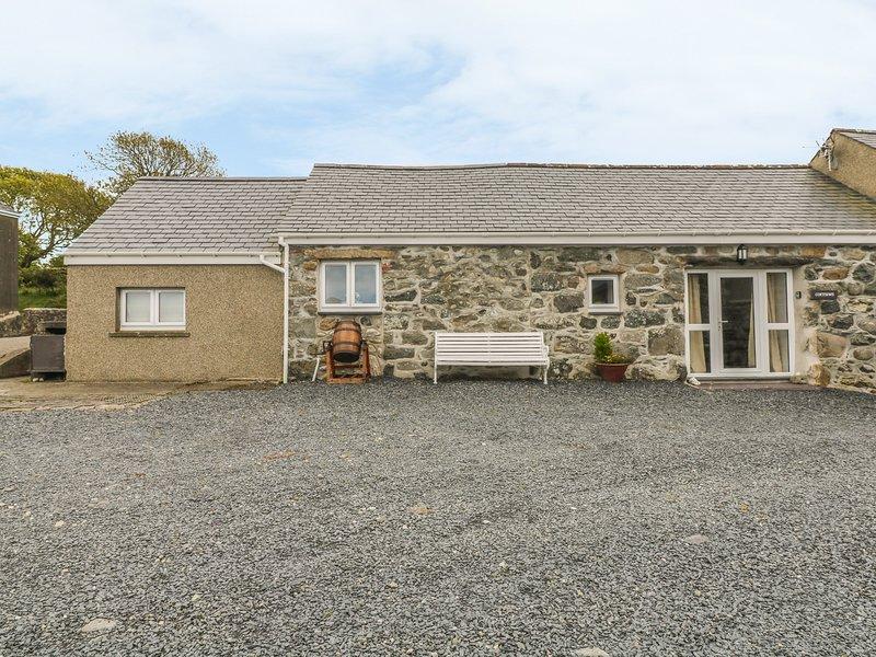 COETSIWS, open-plan living, pet-friendly, sea views, Ref 977674, casa vacanza a Llanllyfni