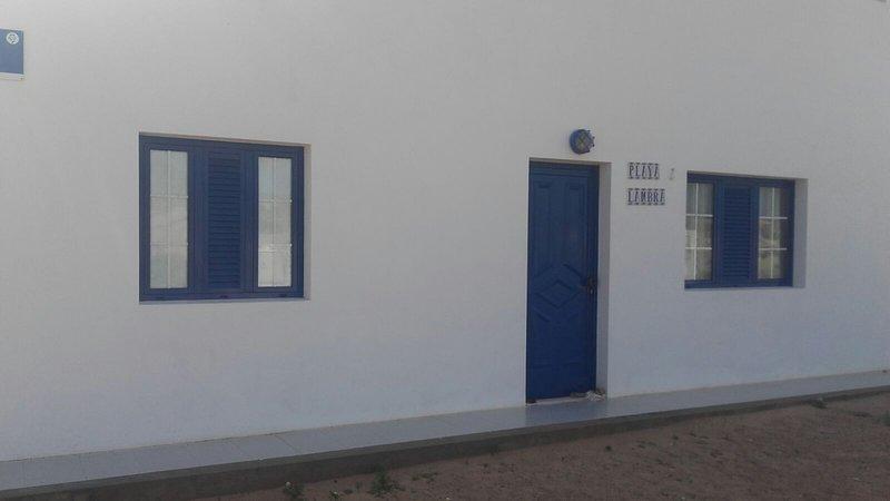 VIVIENDA LA GRACIOSA, alquiler de vacaciones en Caleta de Sebo