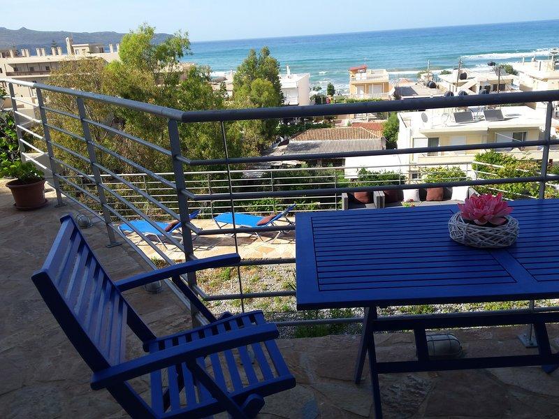Roumpini Home IV, location de vacances à Agia Marina