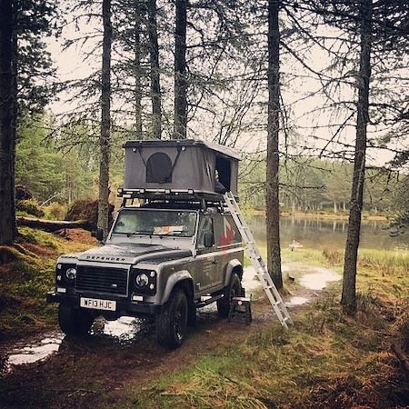 WildTrax 4x4 Adventure Hire - Loch Ness, Scotland, holiday rental in Drumnadrochit