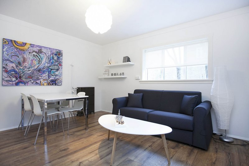 Newly Renovated Apt. In The Heart Of The City!, vacation rental in Seltjarnarnes