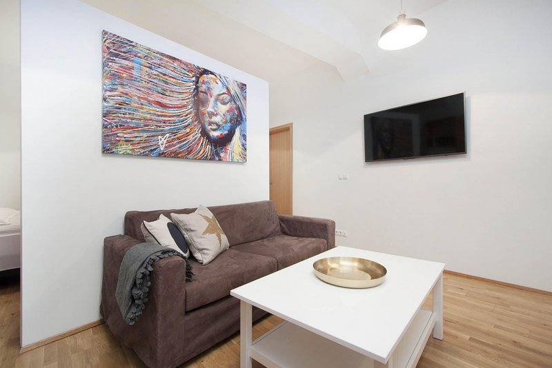 Bright and Spacious Downtown Studio Apartment, vacation rental in Reykjavik