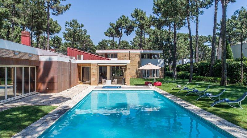 Villa Buganvilia II, holiday rental in Fernao Ferro
