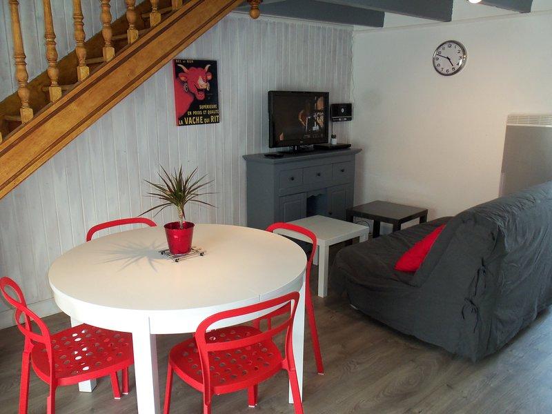 Maison en bord de mer 1 à 8 personnes, holiday rental in Plouguerneau